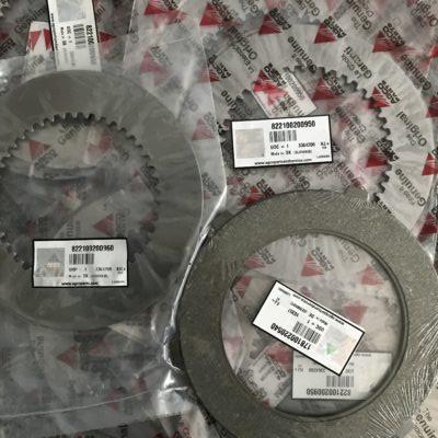 Комплект дисков ВОМ на трактор Fendt