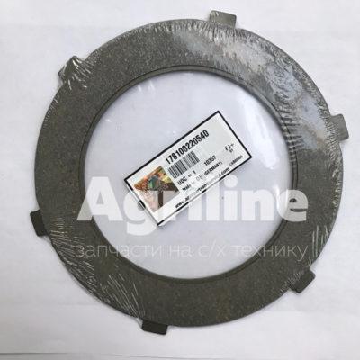 Картинка диска фрикционного на трактор Fendt 178100220540 (178100220500)