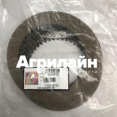 диск фрикционный КПП Валтра V32618700