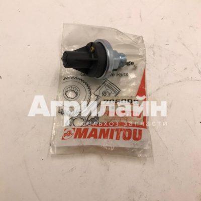 Датчик давления масла трансмиссии 705009 на погрузчик Manitou
