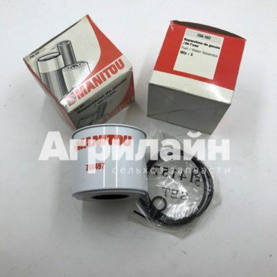 Фильтр топливный 706497 на погрузчик Маниту