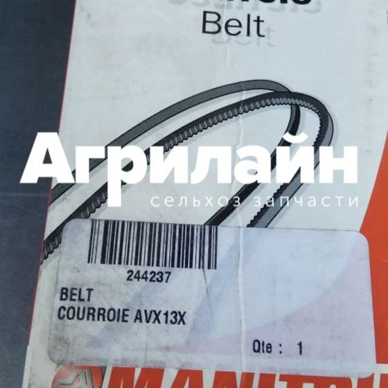 Ремень компрессора Маниту 244237